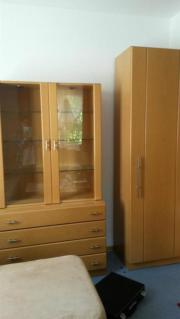 vitrine massivholz kaufen gebraucht und g nstig. Black Bedroom Furniture Sets. Home Design Ideas