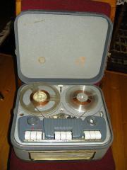 Tonbandgerät Philipps