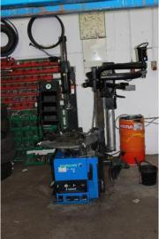 Reifenmontiermaschine lkw gebraucht