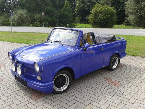 trabant 601 cabrio k bel in langenfeld oldtimer. Black Bedroom Furniture Sets. Home Design Ideas