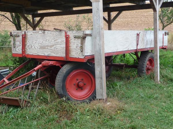 traktor anh nger in gries traktoren landwirtschaftliche fahrzeuge kaufen und verkaufen ber. Black Bedroom Furniture Sets. Home Design Ideas