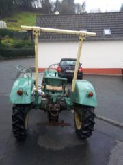 Traktor MAN 2