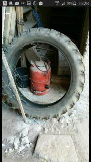 Traktor Reifen zu