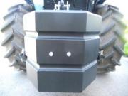 Traktorgewicht 600 kg (