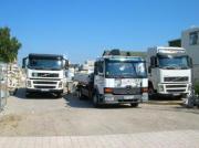 Transport von Schüttgütern