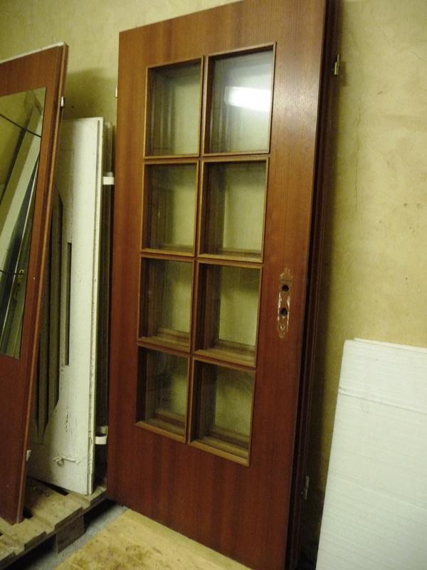t ren landhaust ren glast r holz t r mit glas in. Black Bedroom Furniture Sets. Home Design Ideas