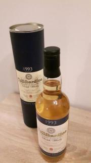 Tullibardine (1993) Whisky