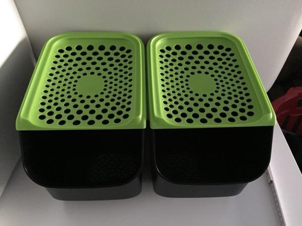 tupperware aufbewahrungsbox gebraucht kaufen nur 3 st bis 70 g nstiger. Black Bedroom Furniture Sets. Home Design Ideas