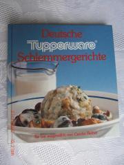 Tupperware Kochbuch Deutsche