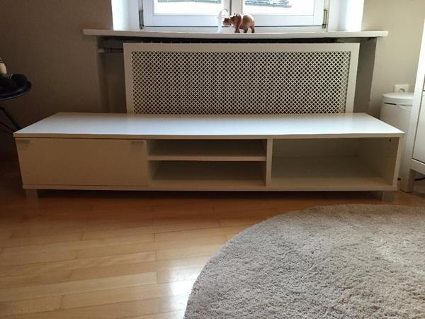 tv bank weiss in feldkirch phono tv videom bel kaufen und verkaufen ber private kleinanzeigen. Black Bedroom Furniture Sets. Home Design Ideas