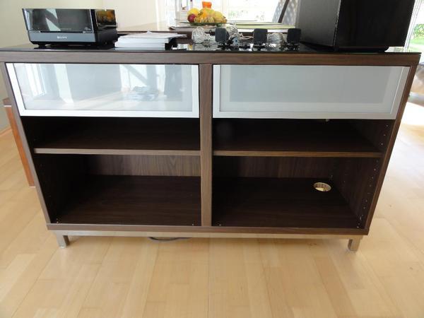2 schubladen 2 einlegebretter h henverstellbar 4. Black Bedroom Furniture Sets. Home Design Ideas