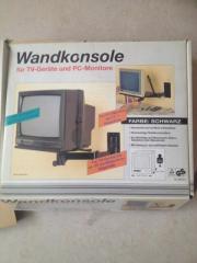 TV & PC Wandkonsole