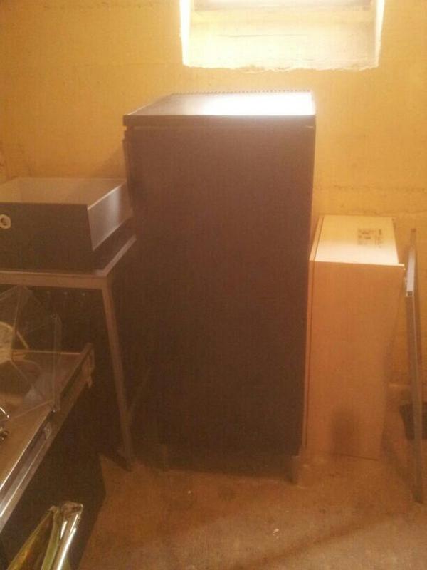 ikea m bel udden k hlschrank. Black Bedroom Furniture Sets. Home Design Ideas