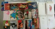 Über 150 Postkarten