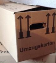 umzugskartons verpackung in regensburg gebraucht und. Black Bedroom Furniture Sets. Home Design Ideas