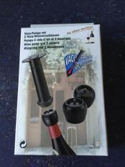 Vakuumpumpe für Weinflaschen
