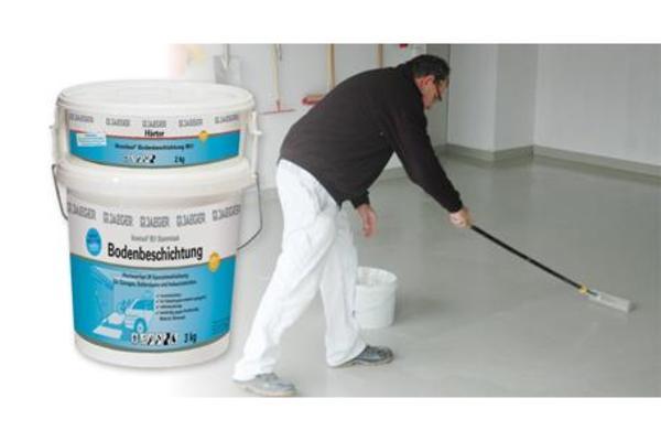 verkaufe 25 kg original j ger kronisol bodenbeschichtung f r garagenboden in weil im sch nbuch. Black Bedroom Furniture Sets. Home Design Ideas