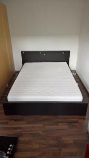 Verkaufe Doppelbett 140x200cm