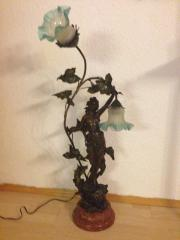 Verkaufe: Jugendstil Lampe