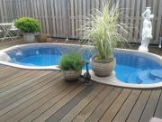 Verkaufe Pool San