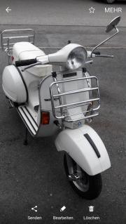 Verkaufe Vespa P200E