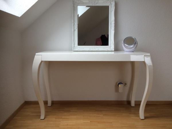 Schminktisch spiegel kaufen gebraucht und g nstig for Schminktisch mit 3 spiegeln