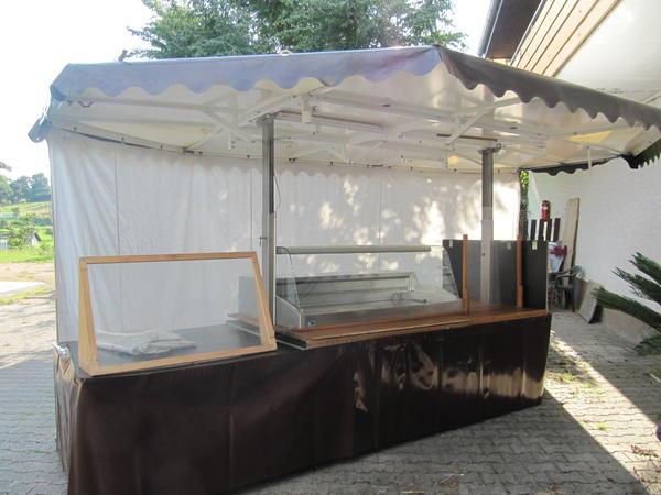 verkaufsanh nger lambert typ 300 marktanh nger mit. Black Bedroom Furniture Sets. Home Design Ideas