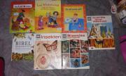 Verschiedene Kinderbücher für