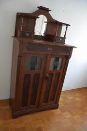 Vertiko Eiche, antik