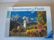 viele schöne Puzzle