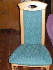 Vier Stühle Buche-