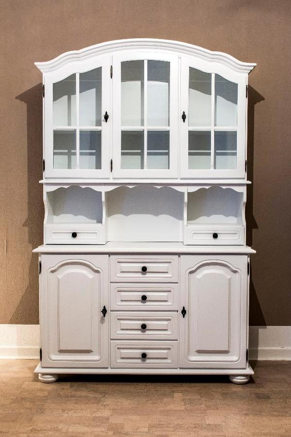 vitrine landhaus kaufen gebraucht und g nstig. Black Bedroom Furniture Sets. Home Design Ideas