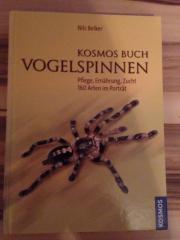 Vogelspinnenbuch von Kosmos