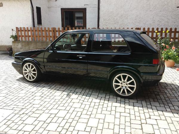 voiture volkswagen golf 2 vr6 turbo gt 35 occasion de 1983 pour 3030. Black Bedroom Furniture Sets. Home Design Ideas
