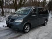 Volkswagen Multivan DPF