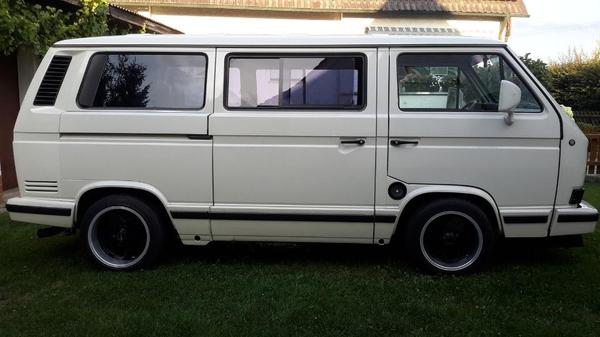 volkswagen t3 multivan 1 9 l hannover edition white star. Black Bedroom Furniture Sets. Home Design Ideas