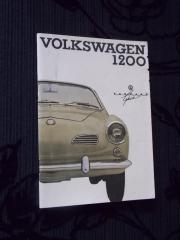 VW 1200 Karman