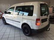 VW Caddy TDI,
