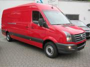 VW Crafter Maxi,