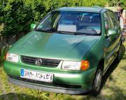 VW Polo erst