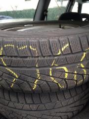 vw Tiguan Reifen