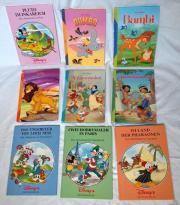 Walt Disney Bücher
