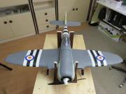 Warbird Hawker Sea