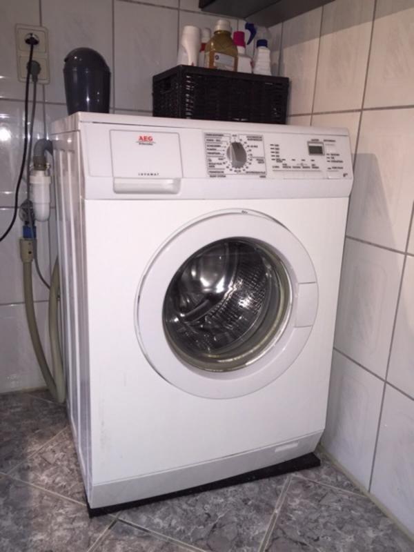 waschmaschine aeg in wiesloch waschmaschinen kaufen und verkaufen ber private kleinanzeigen. Black Bedroom Furniture Sets. Home Design Ideas