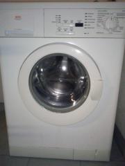 Waschmaschine AEG Türverriegelung