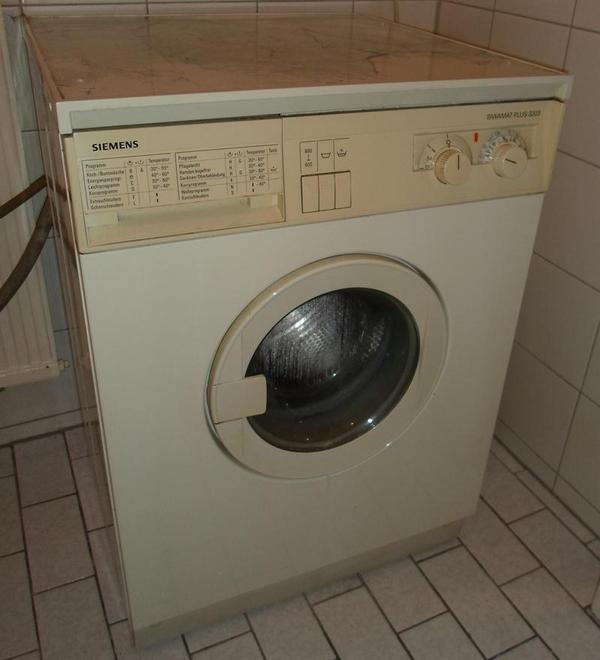 waschmaschine siemens in zossen waschmaschinen kaufen und verkaufen ber private kleinanzeigen. Black Bedroom Furniture Sets. Home Design Ideas