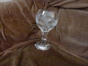 Weinglas Bleikristall