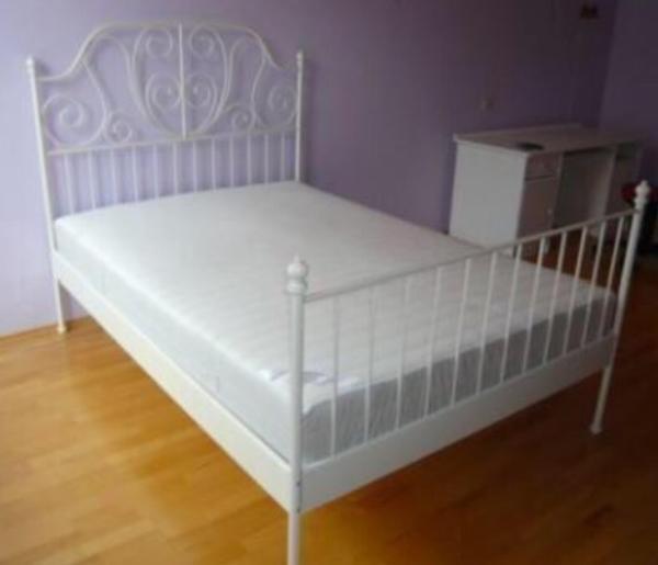 alt metallbett neu und gebraucht kaufen bei. Black Bedroom Furniture Sets. Home Design Ideas