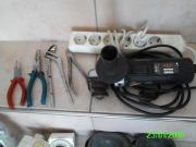 Werkzeugsammlung -versch.