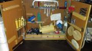 Werkzeugschrank incl. Werkzeug